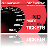 Blinder M27 version CL - Chile